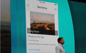 生活Chromecast添加Backdrop新功能